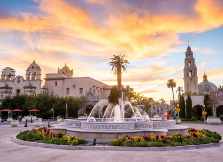 Balboa Park Masterplan - San Diego, California Featured
