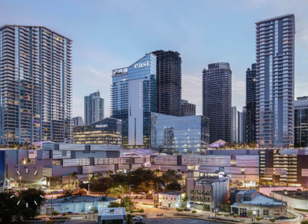 Brickell City Centre - Miami, Florida 1